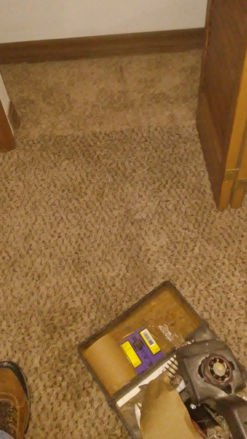 Gainesvilles local carpet repair specialists step 2 replace the closet carpet with the closest match obtainable typically it is not possible to match the existing carpet and thats why we use the solutioingenieria Choice Image